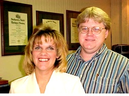 David and Cindy Donaldson